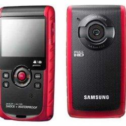 Samsung W200 pod wodą