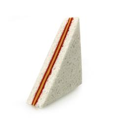 Gąbka w kształcie kanapki