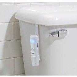 Czujnik w toalecie