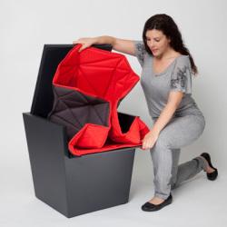 Stolik lub fotel