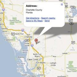 """""""Słoneczne"""" miasto na Florydzie"""