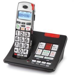 Telefon z funkcją wolnego odtwarzania wiadomości