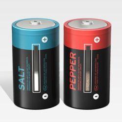 Bateria soli, bateria pieprzu
