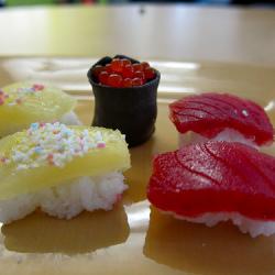 Niezwykłe japońskie słodycze