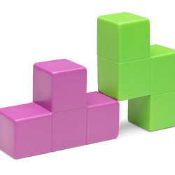 Antystresowe Tetris