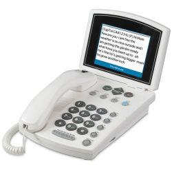 Telefon przekładający język na pismo