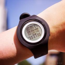 Zegarek liczący czas do śmierci