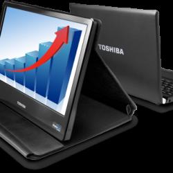Monitor LCD Toshiba na USB