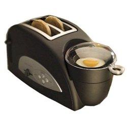 Jajka i tosty w tej jednej chwili