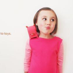 Toymail połączy cię z dzieckiem