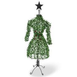 Drzewko świąteczne w stylu Haute Couture