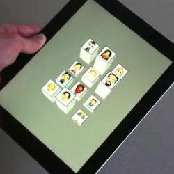 Okulary 3D a spojrzenie na iPad'a