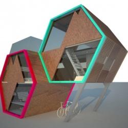 Dom z prefabrykatów - IRO