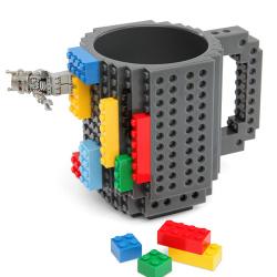 Kubek współpracujący z klockami Lego