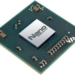 Nowe mobilne procesory- VIA Nano 3000