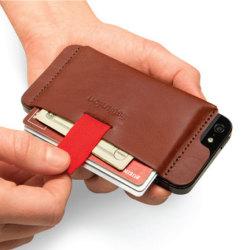 Etui na iPhone'a z portfelem