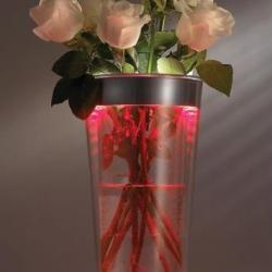 Świecący wazon