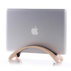 Drewniana podstawka pod Macbook'a