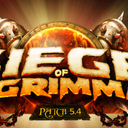 Mists of Pandaria - Patch 5.4: Siege of Orgrimmar - Premiera
