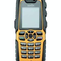 Niezniszczalny telefon Sonim... zniszczony