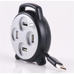 Zwijany Hub USB